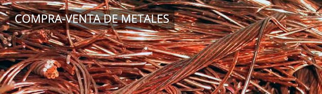 compra venta de metales